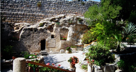 The Garden Tomb, Jerusalem, Israel